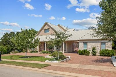 Bryan Single Family Home For Sale: 3016 Hickory Ridge Circle
