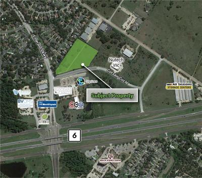 College Station Residential Lots & Land For Sale: 3105 Corsair Circle