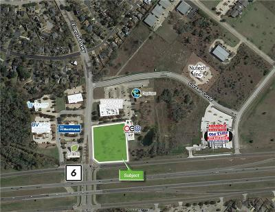College Station Residential Lots & Land For Sale: 3005 Earl Rudder