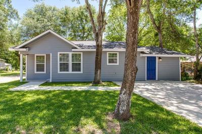 Bryan TX Single Family Home For Sale: $140,000