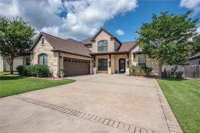 College Station Single Family Home For Sale: 2491 Newark