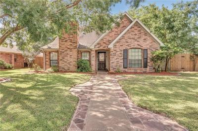 Bryan Single Family Home For Sale: 4708 Kensington Road