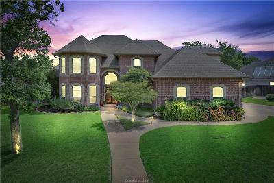 College Station Single Family Home For Sale: 2120 Rockcliffe Loop