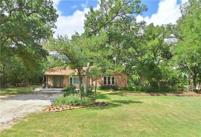 Bryan Single Family Home For Sale: 5320 Old Spanish Trail