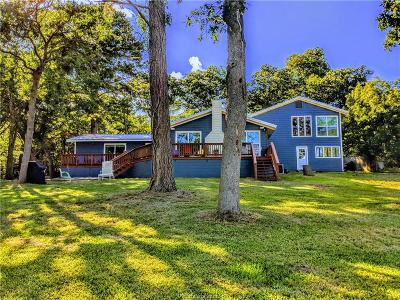 Franklin Single Family Home For Sale: 11021 Clyde Acord Road