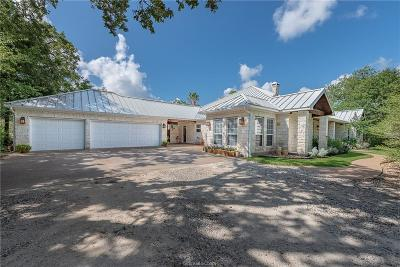 College Station Single Family Home For Sale: 10170 Whites Creek Road
