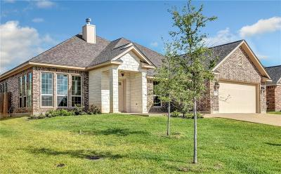 College Station Single Family Home For Sale: 1205 Robinsville Court