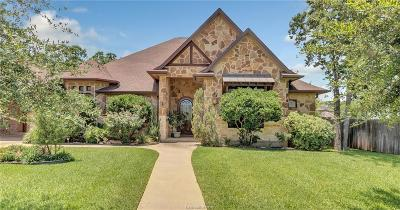 College Station Single Family Home For Sale: 4302 Whitwick Place