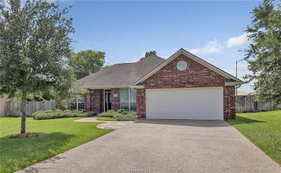 College Station Single Family Home For Sale: 4405 Danby Court