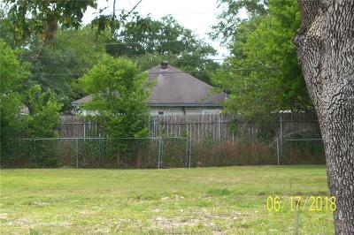 College Station Residential Lots & Land For Sale: 805 Fairview Avenue