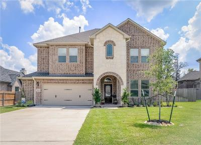 College Station Single Family Home For Sale: 2611 Chillingham Court