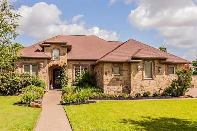 College Station Single Family Home For Sale: 2137 Rockcliffe