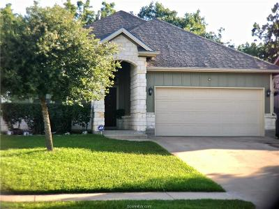 Bryan Rental For Rent: 1579 Woodbine Court