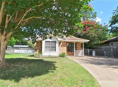 Bryan , College Station  Single Family Home For Sale: 301 Park Place