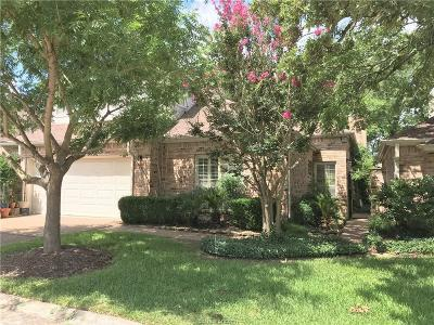College Station Single Family Home For Sale: 9312 Essex Green
