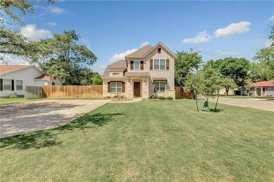 College Station Single Family Home For Sale: 613 Maryem Street