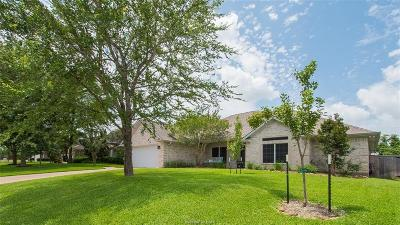 Bryan , College Station Single Family Home For Sale: 4438 Woodland Ridge Court