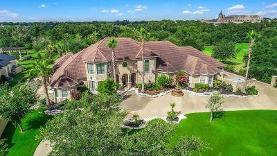 Bryan, College Station Single Family Home For Sale: 4715 Heron Lakes Pvt Circle