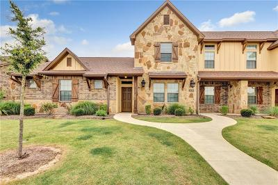 College Station Condo/Townhouse For Sale: 3431 General Pkwy.
