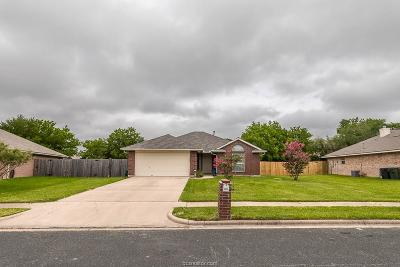 Brazos County Single Family Home For Sale: 2304 Colgate Circle
