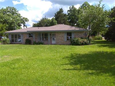Grimes County Single Family Home For Sale: 3432 Plum Street