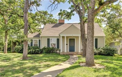College Station Single Family Home For Sale: 203 Suffolk Avenue