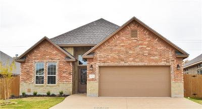 College Station Single Family Home For Sale: 4274 Rock Bend Drive