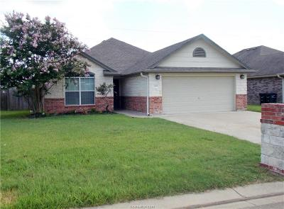 College Station Single Family Home For Sale: 2906 Horseback Circle