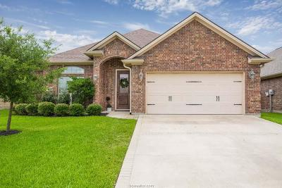 College Station Single Family Home For Sale: 4010 Rocky Vista Drive