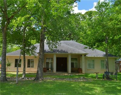 Bryan , College Station  Single Family Home For Sale: 6406 Windwood Drive