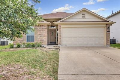 Brazos County Single Family Home For Sale: 15230 Meredith Lane