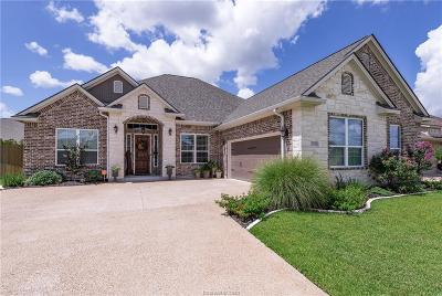 College Station Single Family Home For Sale: 15736 Timber Creek Lane