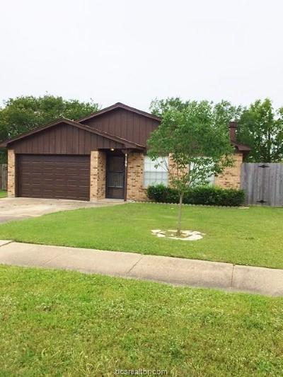 Bryan Rental For Rent: 4109 Woodcrest Drive