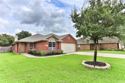 College Station Single Family Home For Sale: 3613 Vienna Drive