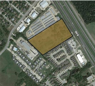 Bryan Residential Lots & Land For Sale: 1069 North Earl Rudder Fwy