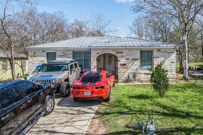 Bryan Single Family Home For Sale: 1014 West 17th Street
