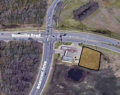 Bryan Residential Lots & Land For Sale: 3210 Boonville