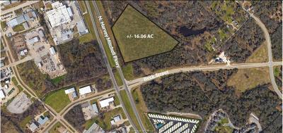 Bryan Residential Lots & Land For Sale: 0000 N Harvey Mitchell Pkwy