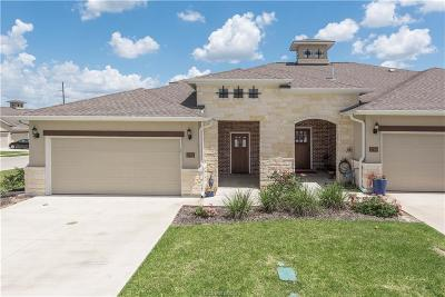 College Station Condo/Townhouse For Sale: 1753 Heath Drive