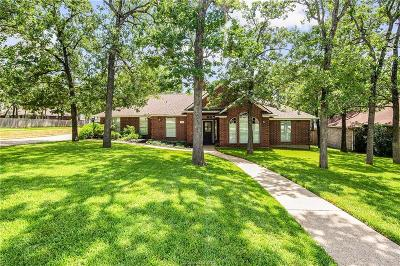 Bryan Single Family Home For Sale: 2701 Mirkwood Court