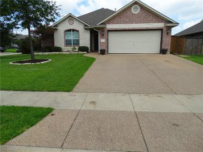 College Station Single Family Home For Sale: 901 Barchetta Drive