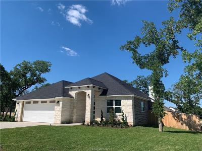 College Station Single Family Home For Sale: 4025 Brownway