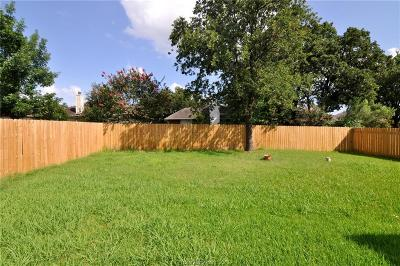 Brazos County Single Family Home For Sale: 1709 Ibis