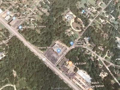 Bryan Residential Lots & Land For Sale: 705 N Rosemary Drive