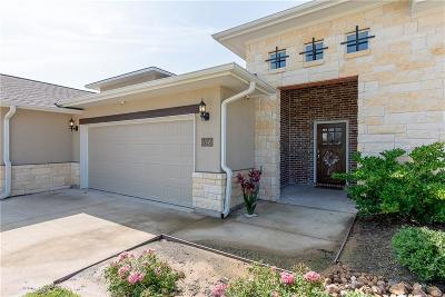 College Station Condo/Townhouse For Sale: 4349 Dawn Lynn Drive