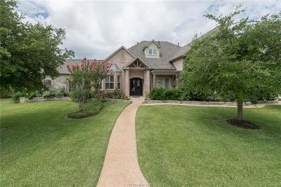 College Station Single Family Home For Sale: 5200 Sycamore Hills Court