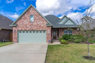 College Station TX Single Family Home For Sale: $284,900