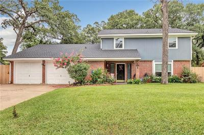 College Station TX Single Family Home For Sale: $294,900