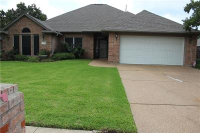 Bryan Single Family Home For Sale: 2305 South Pioneer