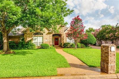College Station Single Family Home For Sale: 2101 Maplewood Court